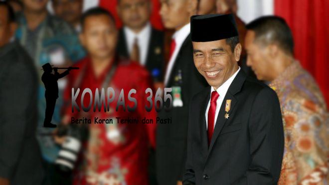 Presiden Jokowi Widodo