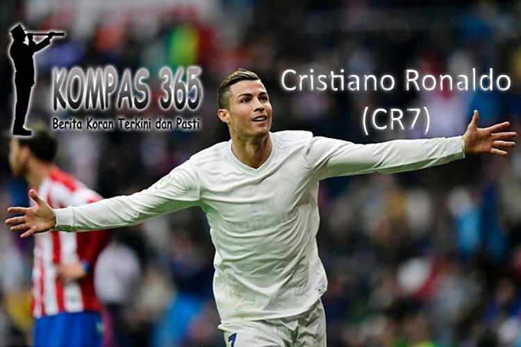Kunci Kemenangan Real Madrid Ada di Tangan CR7