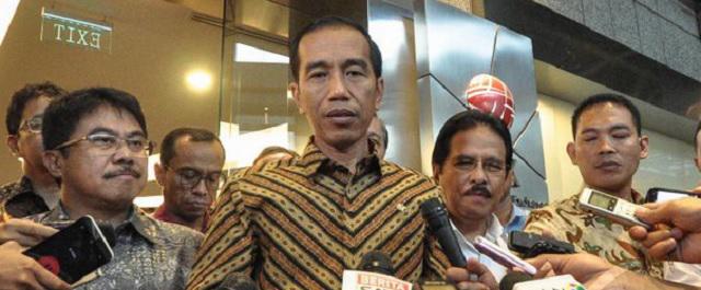 Jokowi Menegaskan Tidak Intervensi Proses Hukum Kasus Ahok