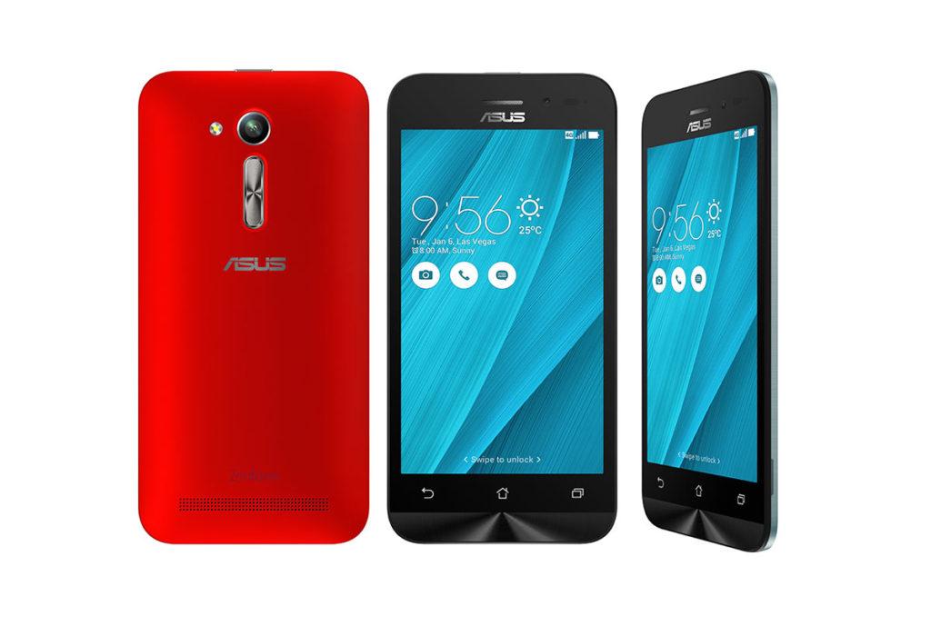 Asus ZenFone Go ZB500KL Kini Telah Hadir di Indonesia Dengan Kualitas Kamera 13MP dan Koneksi 4G LTE