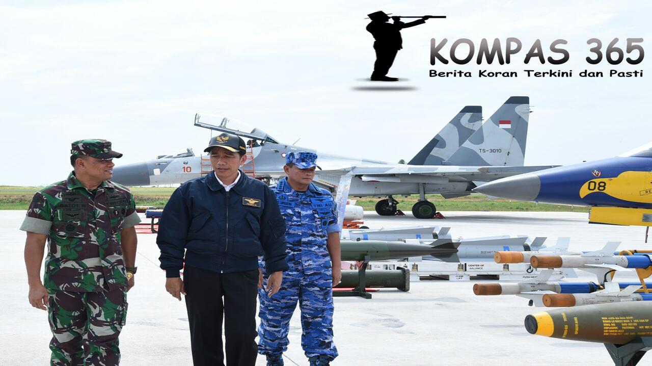 Jokowi Turut Belasungkawa Atas Jatuhnya Helikopter TNI AD