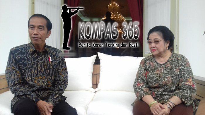 Megawati & Jokowi