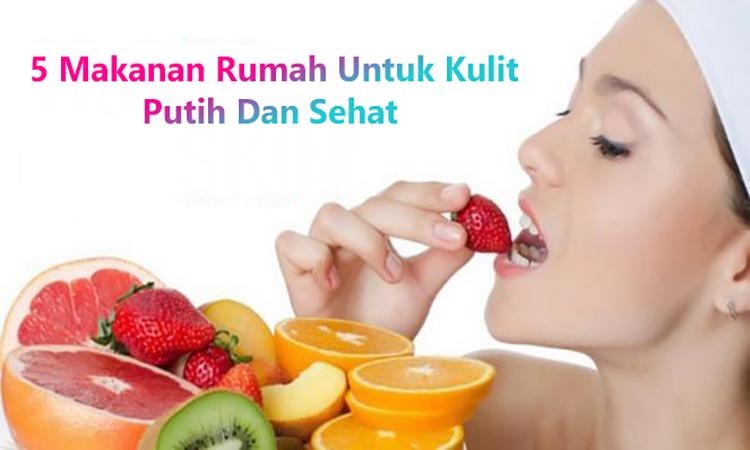 makanan untuk kulit sehat