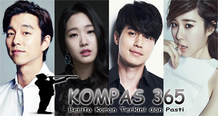 Lee Min Ho kalah akting dengan Gong Yoo?