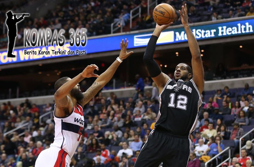 San Antonio Spurs VS Washington Wizards