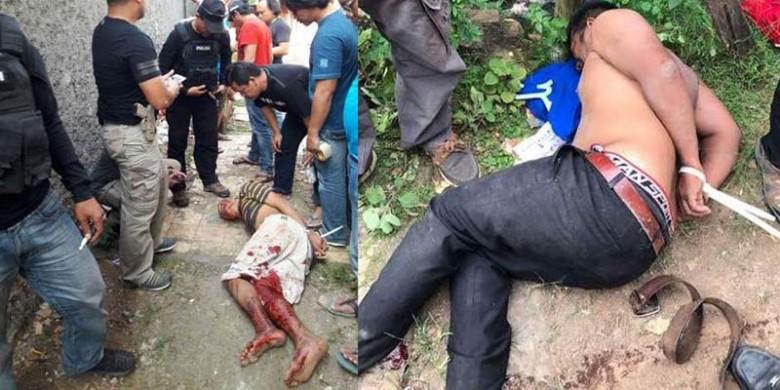 Telah Tertangkapnya Pembunuh Sadis Dipulomas, satu tewas