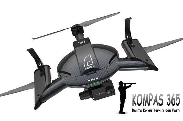 YI Technology Memunculkan Drone terbaru dengan Kemampuan Merekam Video 4K 60Fps