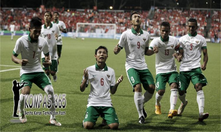 Indonesia Menuju Final Piala AFF 2016