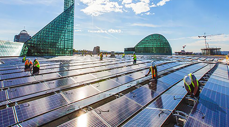 Panel Surya SolarCity