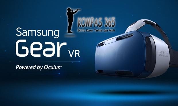 Samsung ingin membuat Teknologi VR sebagai penakluk ketakutan seseorang