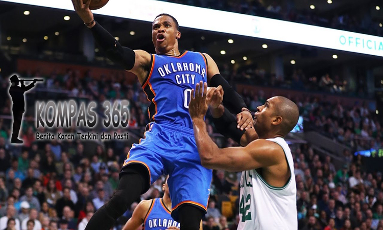 hasil okc vs boston celtics