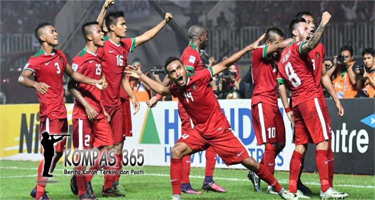 Indonesia Menang di Leg Pertama Final Piala AFF 2016