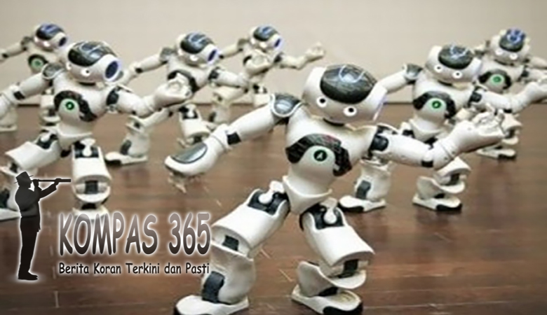 kasir robot