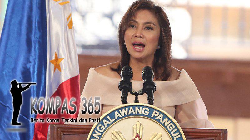 Wapres Filipina Mundur Dari Posisinya