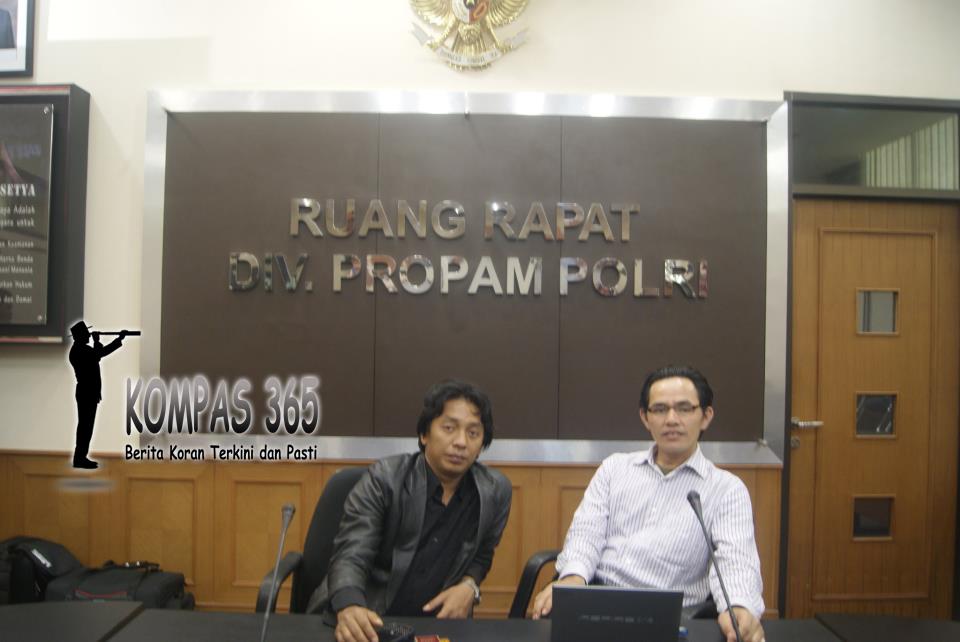 Kapolres Surabaya Tanjung Perak Sedang Diperiksa Propam Polri