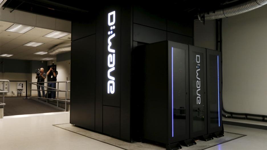 Komputer Quantum