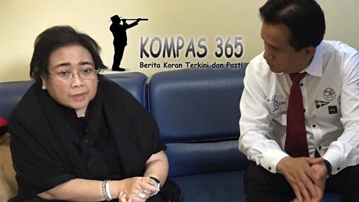 Rachmawati Soekarno Putri Sakit
