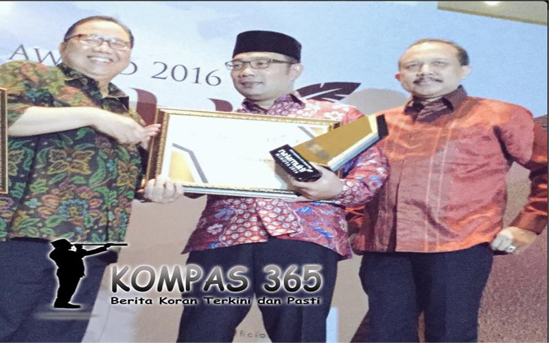 Kota Bandung Meraih Penghargaan ICSB