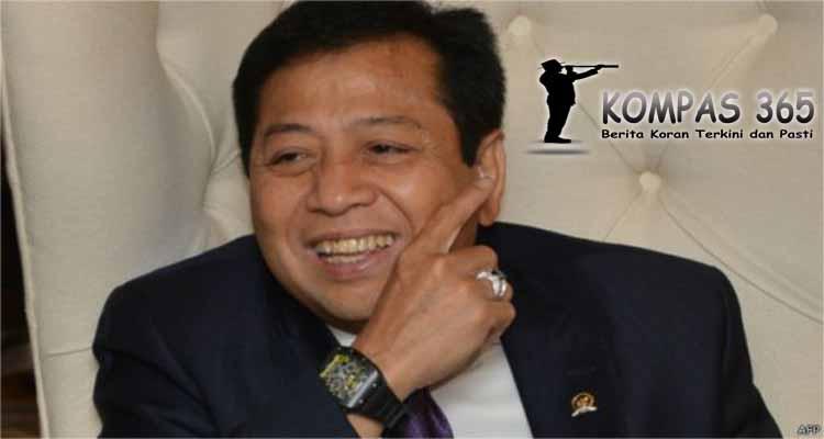 KPK Memanggil Setnov Atas Dugaan Kasus e-KTP