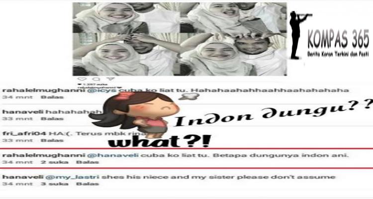 Fakhrul Razi menghina Indonesia