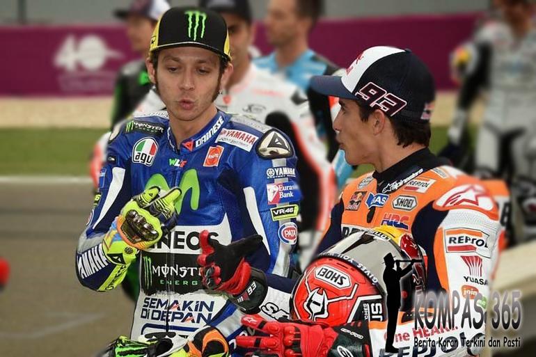 Tidak Akan Sama Lagi, Valentino Rossi