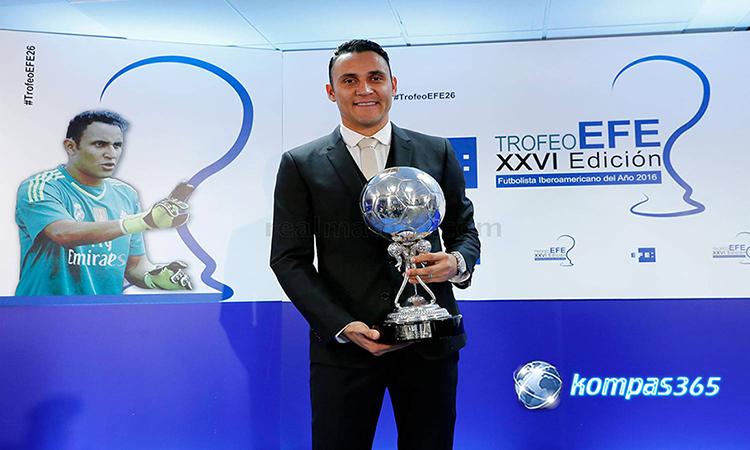 pemain terbaik ibero amerika