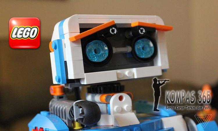 lego hadirkan robotik
