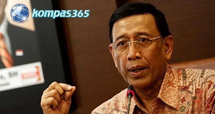 TANGGAPAN WIRANTO TENTANG MANTAN PRESIDEN, SBY